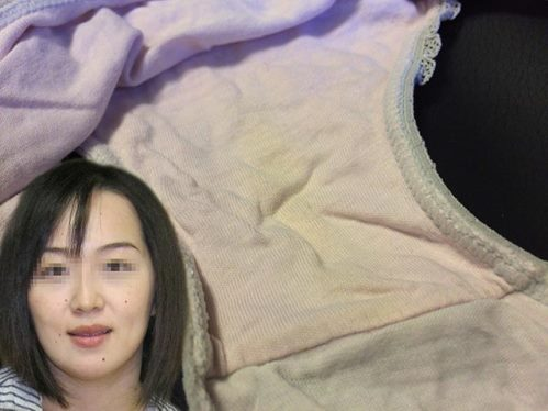知り合いの奥さんの汚れクロッチ画像