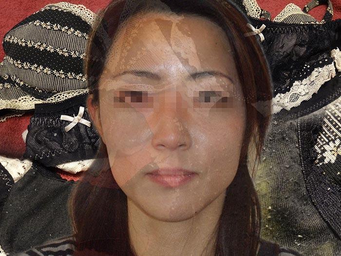 メンヘラ女教師のクロッチ画像