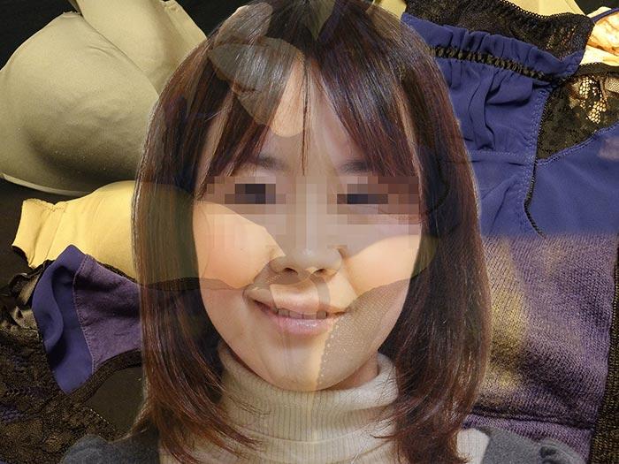 SE女のシミパン画像