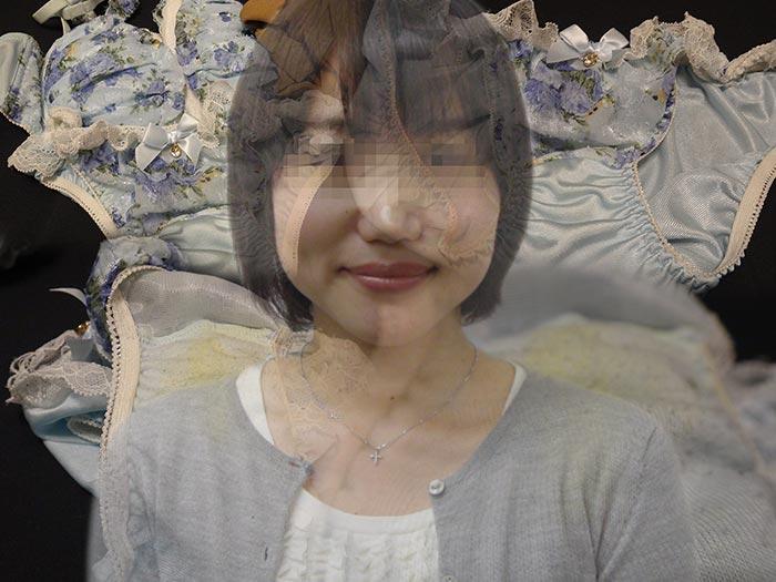 女教師のおしっこシミパン画像