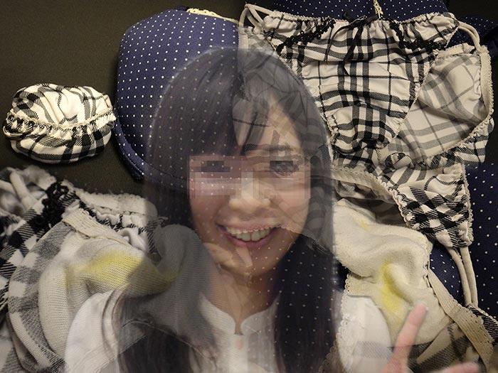 処女JDのシミパン画像