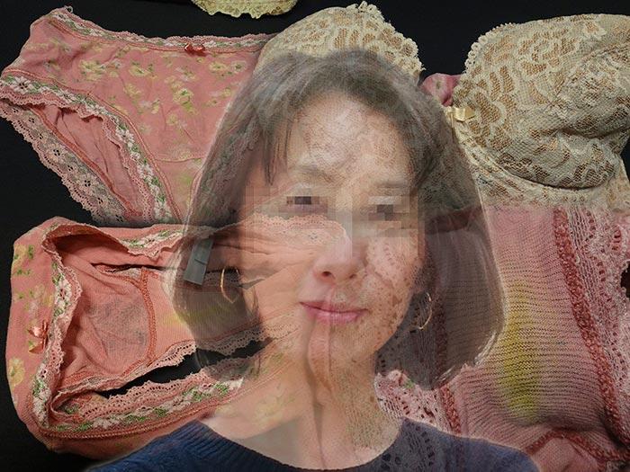 熟女のマンカスパンティ画像