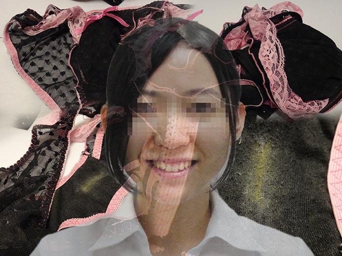 友達の妹の汚れパンティ画像