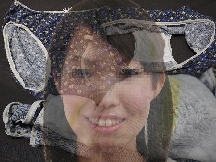 コンビニバイトのお姉さんの汚れたパンティ画像