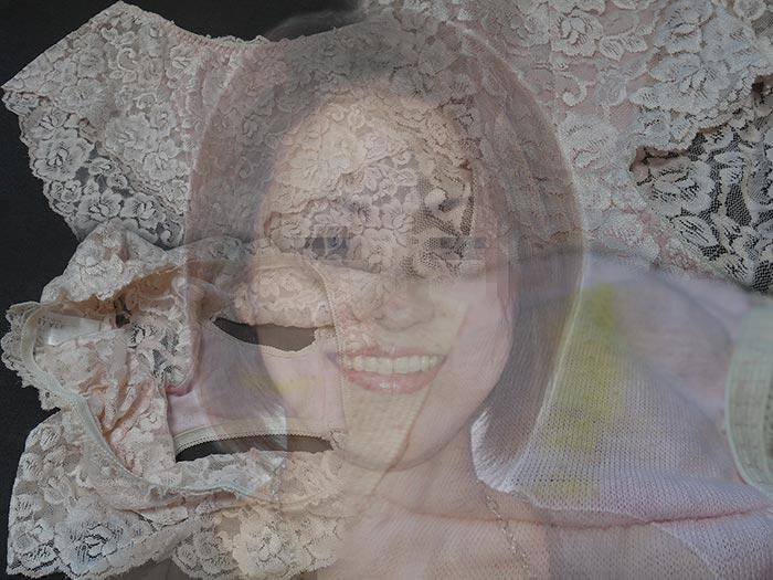 兄貴の嫁さんの汚れ下着がオカズの画像