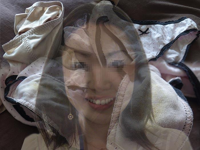妻の友達のパンティ画像