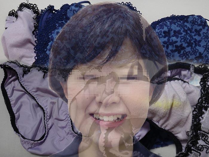 友達の母ちゃんの黄ばみパンティ画像