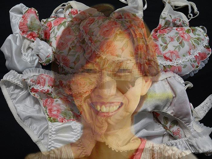 友達の嫁さんの汚汁パンティ画像