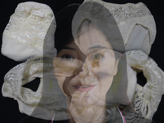 友達の母ちゃんの汚れパンティ画像