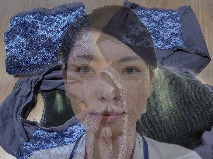友達のお姉ちゃんの汚れクロッチ画像