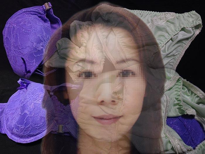 熟女のパンティ画像