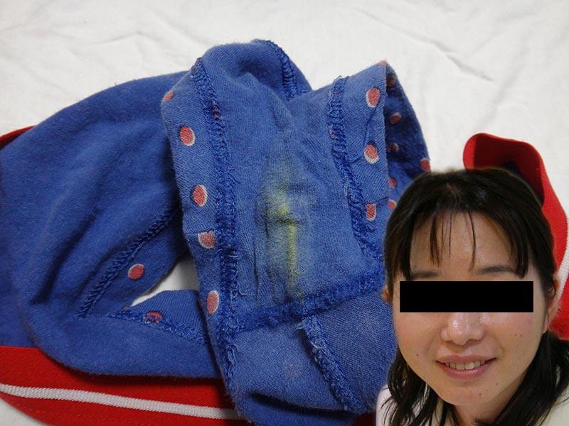 母ちゃんの汚れパンツ画像